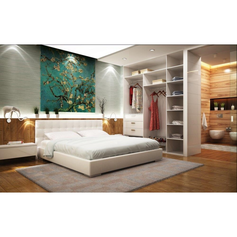 led leseleuchte mamba weiss mit usb port. Black Bedroom Furniture Sets. Home Design Ideas