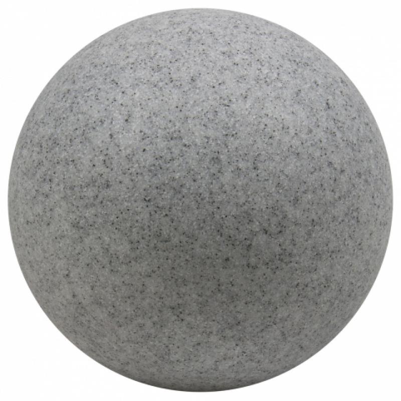 leuchtkugel mundan granit 500 mm. Black Bedroom Furniture Sets. Home Design Ideas