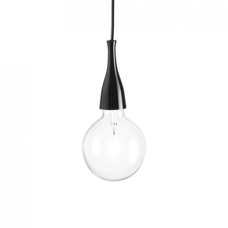 pendelleuchte minimal sp1 nero leuchten. Black Bedroom Furniture Sets. Home Design Ideas