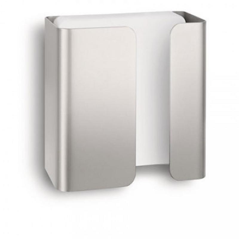 effektvolle ledino led wandleuchte novum 360521716 edelstahl. Black Bedroom Furniture Sets. Home Design Ideas