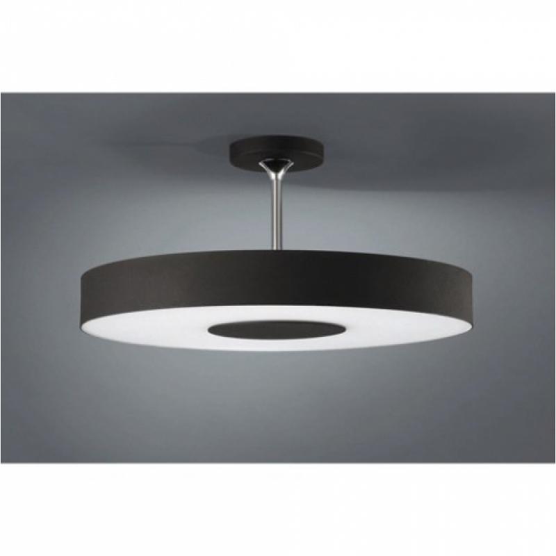 schicke instyle deckenleuchte alexa schwarz. Black Bedroom Furniture Sets. Home Design Ideas