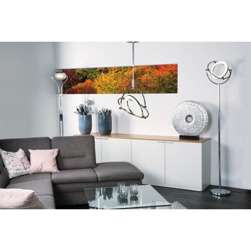 super ausgefallene pendelleuchte space. Black Bedroom Furniture Sets. Home Design Ideas