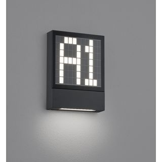 LED Hausnummernleuchte DIAL Symbolleuchte